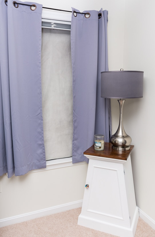 make thermal, insulated blackout shades |brittany goldwyn