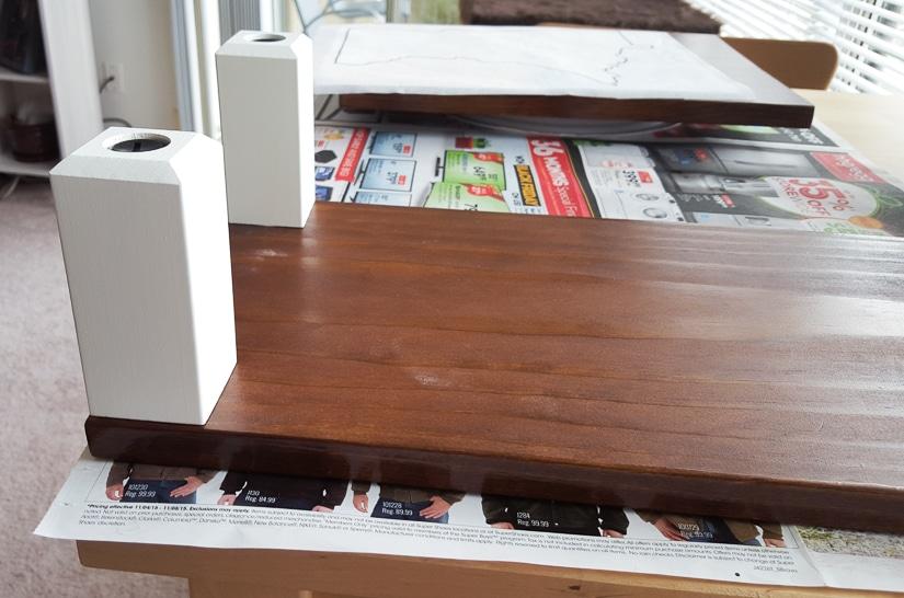 Make an Easy DIY Monitor Stand | By Brittany Goldwyn ...