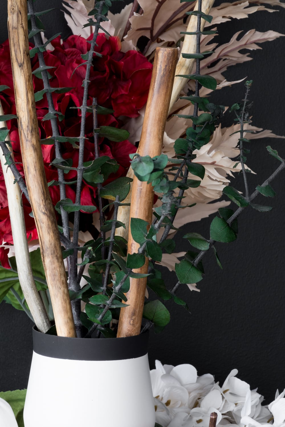 How to Strip and Finish Branches for Decor