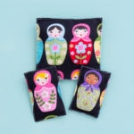Make Matryoshka Doll Catnip Toys