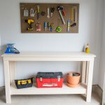 New Garage, New Workbench: Simple Two-Level Workbench
