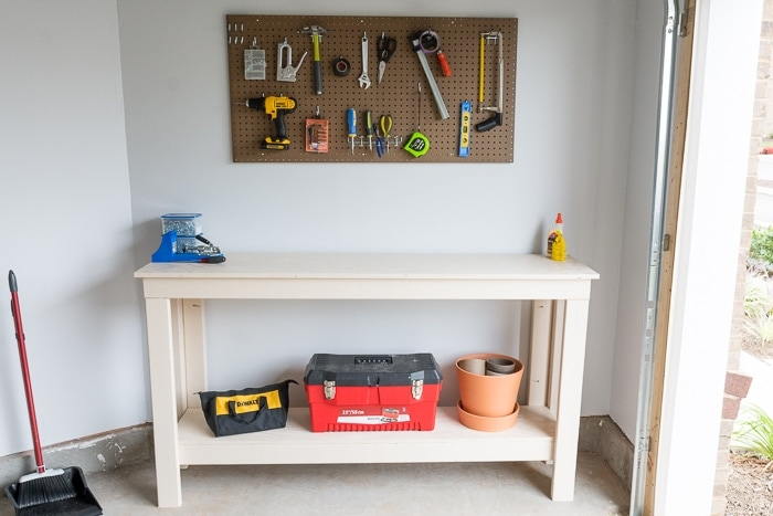 Make a Simple Two-Level Workbench