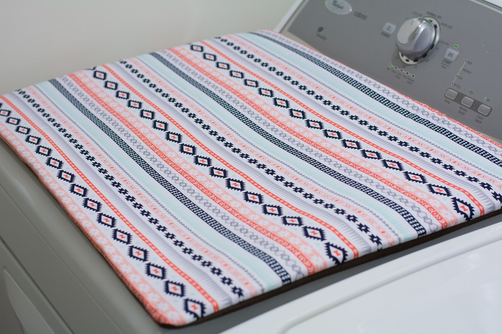 how to make an ironing pad