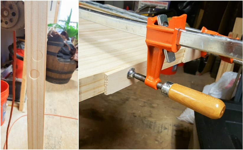 Tips for Edge Gluing Wood Boards Together