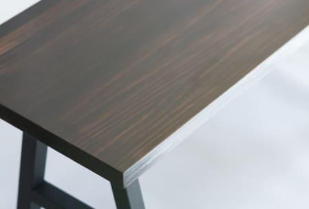 Make a Butcher Block Coffee Table