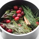 Quick Holiday Stove Top Potpourri Recipe
