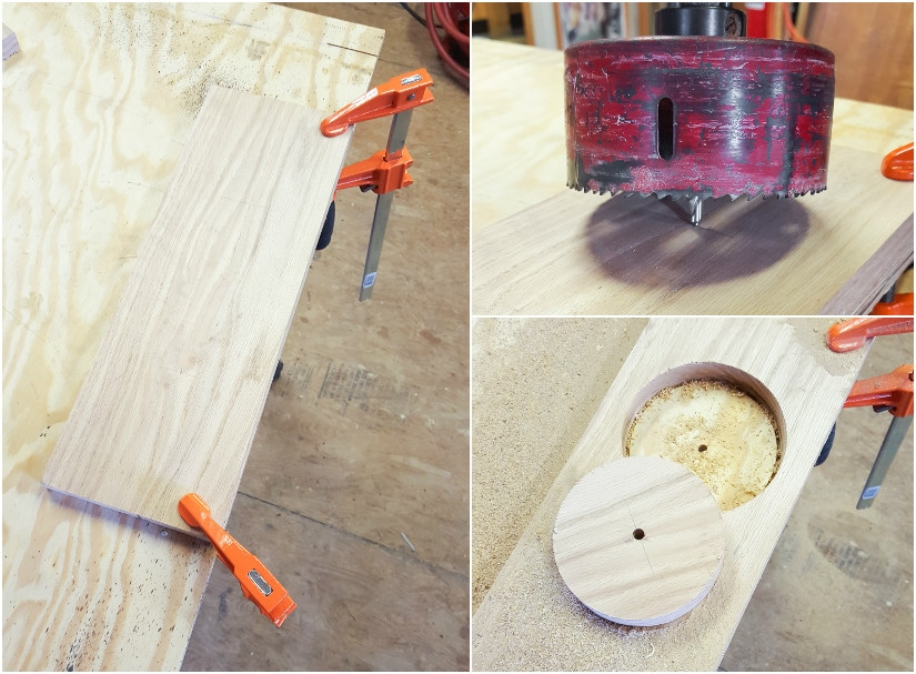 Make a Sleek Raised Pet Feeder | Full tutorial and material list included!