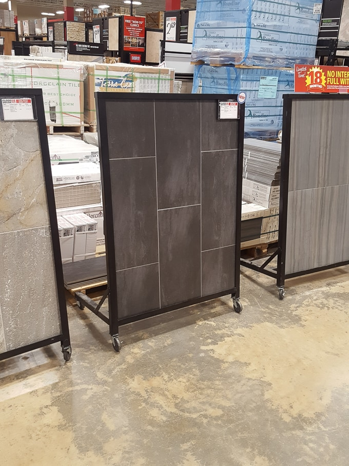 Tiling Stores