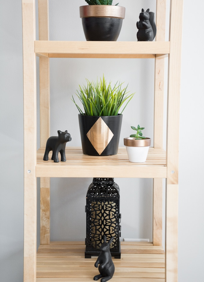 Customize an Ikea Papaja Plant Pot