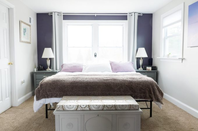 Mom and Dad's Master Bedroom Facelift
