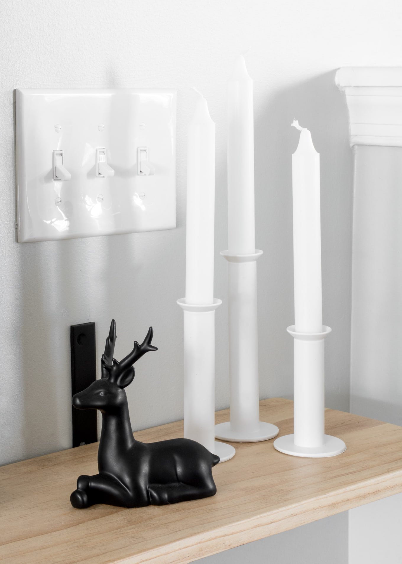 Things to Spray Paint, 15 Chic Pieces I've Spray Painted, candlestick holders