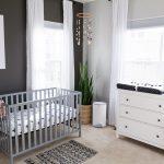 Ramona's Modern and Neutral Nursery