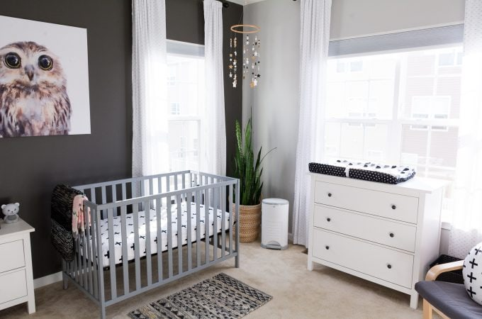 Ramona's Modern and Neutral Nursery