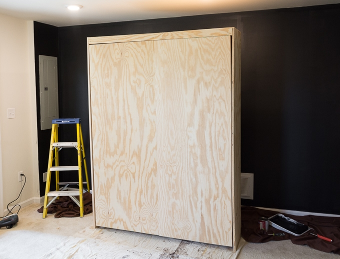 Design plans for murphy bed