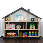 Tootie's New DIY Dollhouse Bookcase