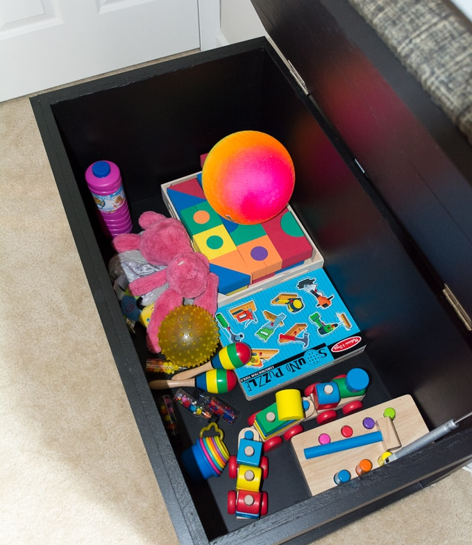 how to make a toy box