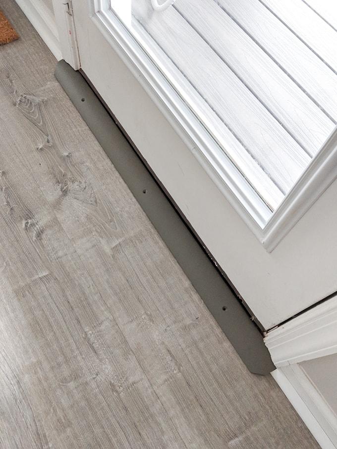 door threshold for vinyl plank flooring