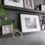 DIY Photo Ledge Shelves (Inspired by Ikea Mosslanda)