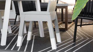 Modern Outdoor Kids Chairs Tutorial