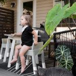 Modern Outdoor Kids Table Build Inspired by KidKraft