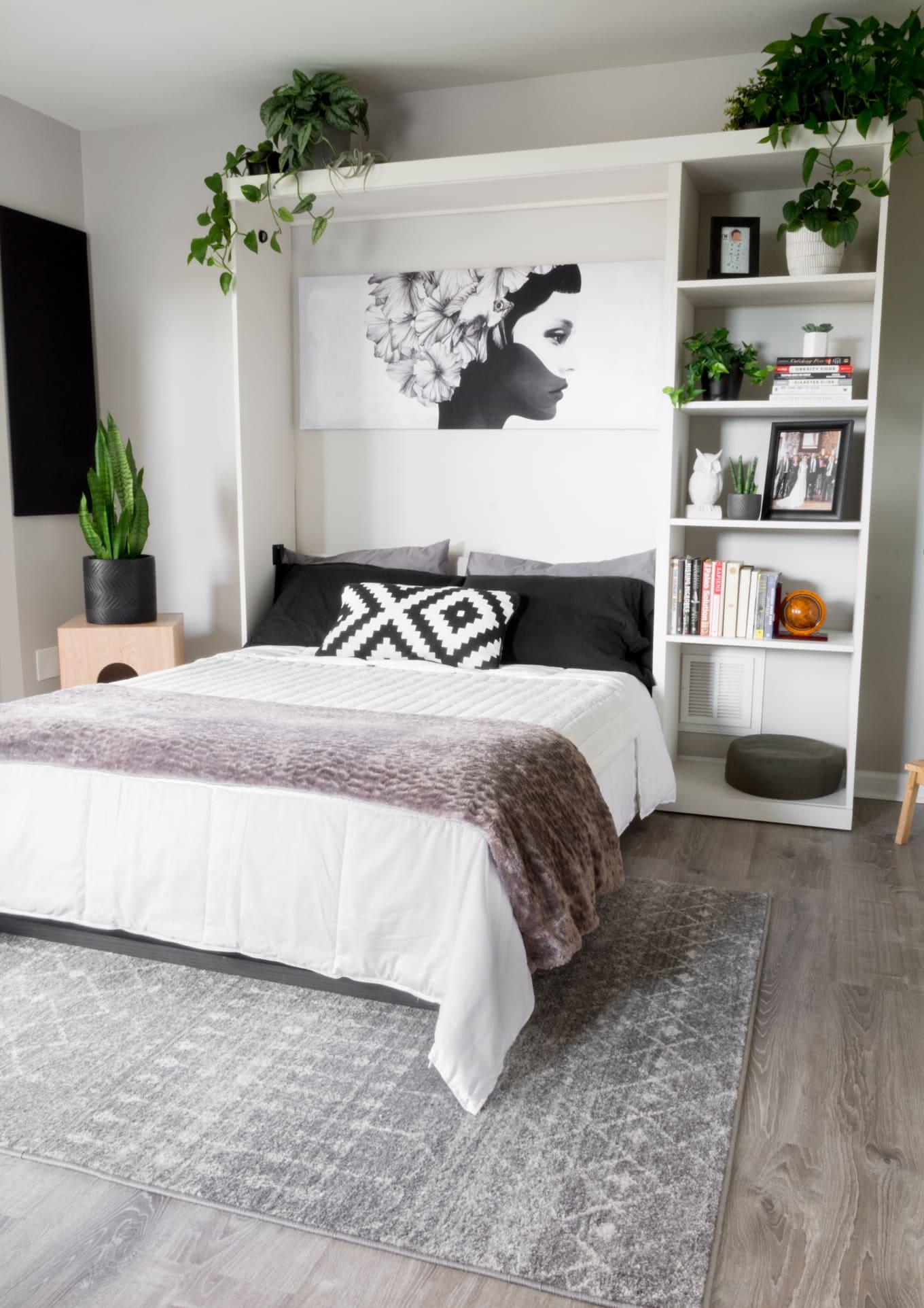 diy murphy bed plans