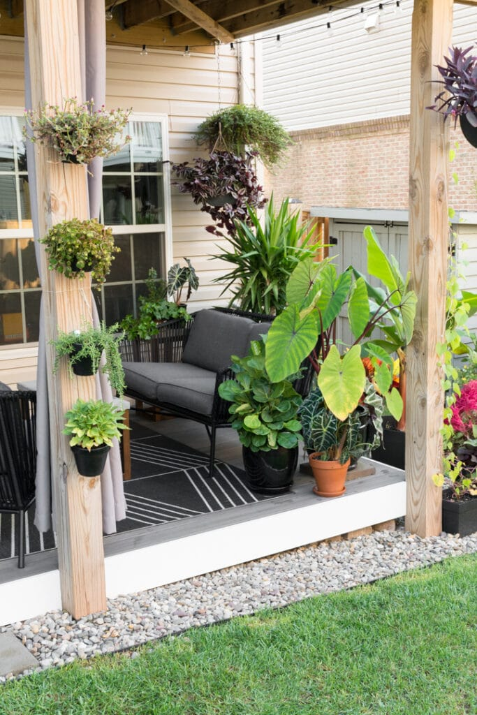 Small Townhouse Patio Ideas My Tiny Backyard This Summer