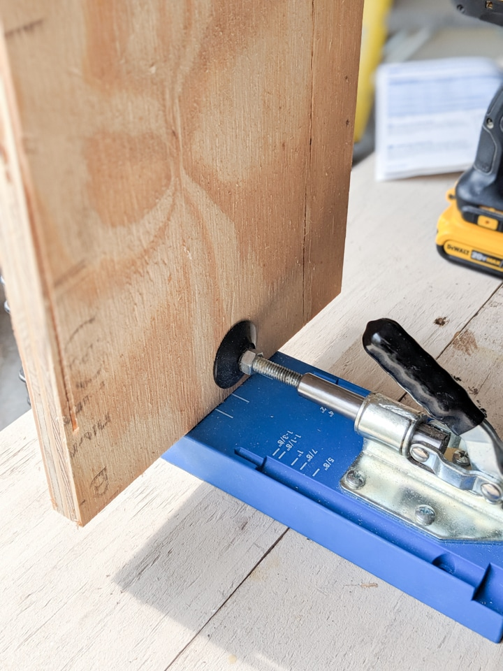 How to use the Kreg Jig K4
