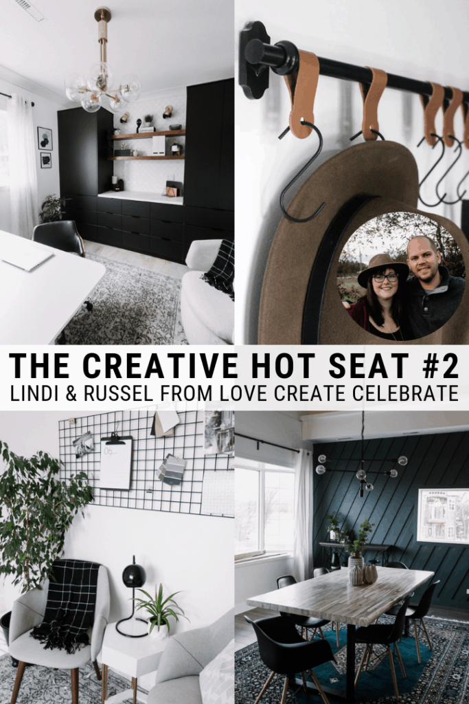 Lindi and Russel From Love Create Celebrate