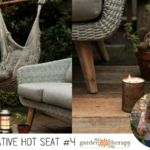 Stephanie Rose From Garden Therapy: The Creative Hot Seat #4