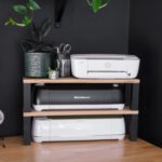 DIY Printer Stand & Storage for My Cricut Machines!