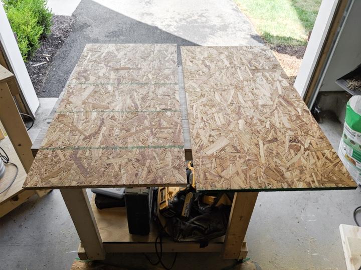 attic decking