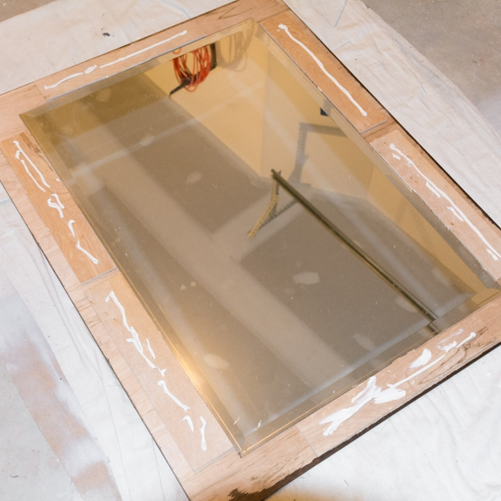 How to Make a Mirror Frame With Wood