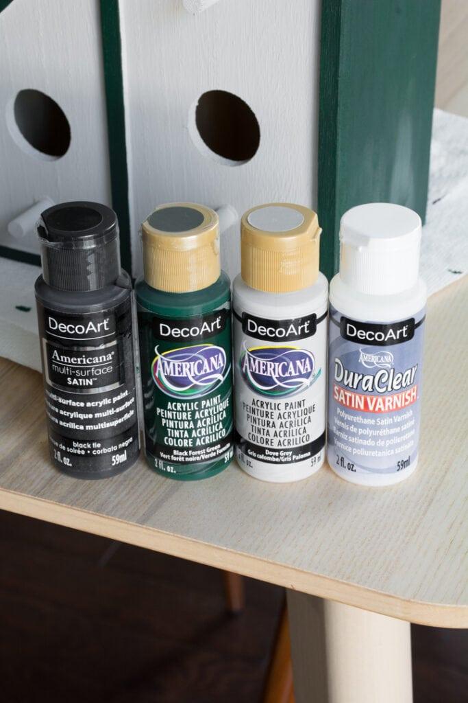 decoart acrylics