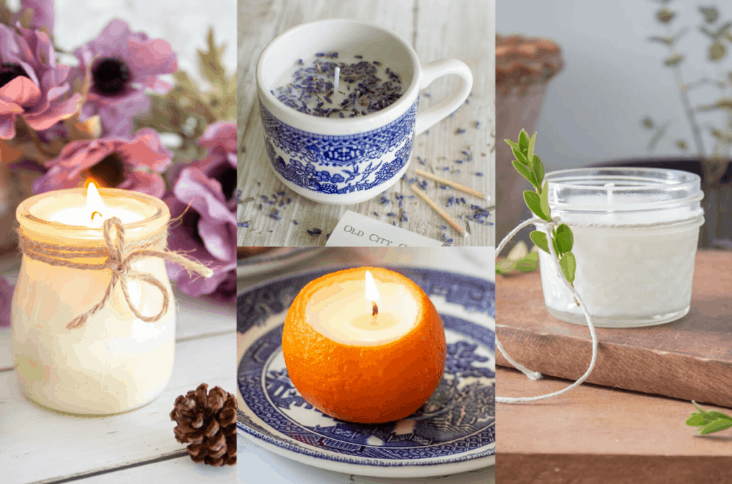 Diy Scented Candles 25 Diy Candle Tutorials You Can Make Today
