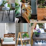 DIY Outdoor Furniture: 40 Porch & Patio Projects