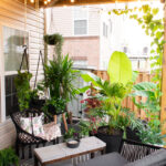 Townhouse Deck Ideas