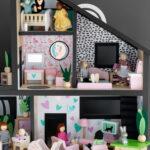 How to Design a Chic, Modern DIY Dollhouse